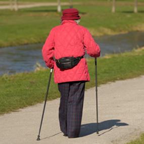 پیاده روی در درمان آرتروز موثر است