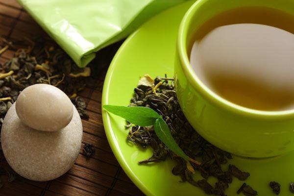 چای سبز کالری سوز است