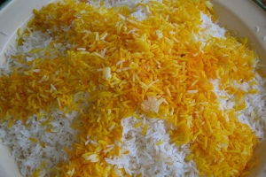 پخت برنج