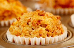موز  -هویج و کلوچه گردویی