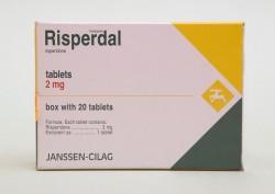 ریسپریدون risperidone